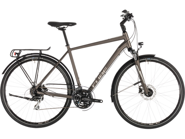Cube Touring Pro, brown'n'silver